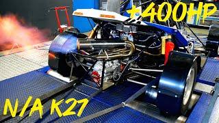 KMS Brutal Honda k27 N/A +400HP