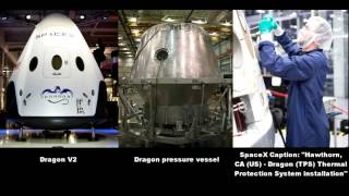 SpaceX: Manned Dragon to the Moon by 2018?