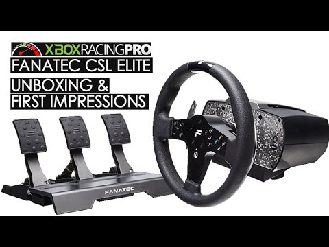 Repeat Race Simulator Review   Fanatec Wheel, Pedals