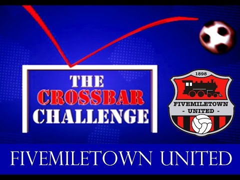 Crossbar challenge (Fivemiletown United)