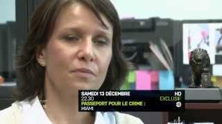 Passeport pour le Crime: Carole Rousseau