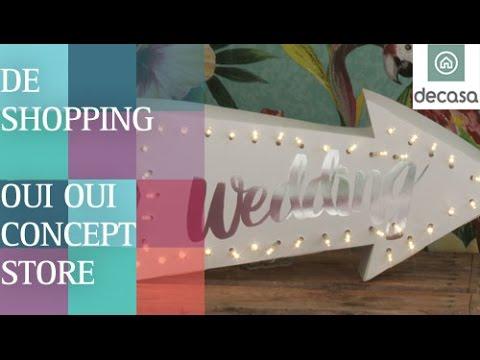 Oui Oui Concept Store (Tienda Detalles de Boda) | Toma nota en Canal Decasa