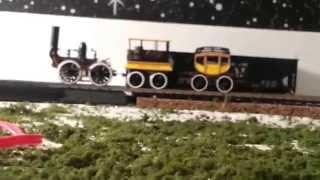 Bachmann DeWitt Clinton train set