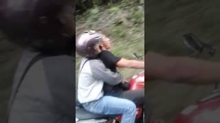 Sex abg diatas motor