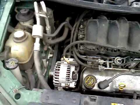 ford windstar 2002 3 8l ignition coil replacement - youtube 2002 ford windstar starter wiring diagram  youtube