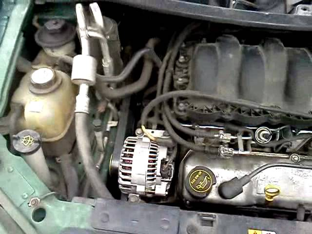 ford windstar 2002 3 8l ignition coil replacement  youtube