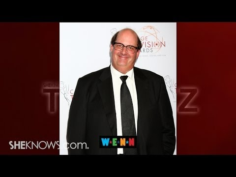 Brian Baumgartner and Celeste Ackelson: Married! - The Buzz