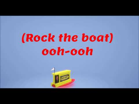 Song Lyrics Don't Rock The Boat