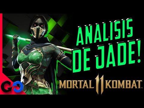 Mortal Kombat 11 Analisis de Jade Gameplay e Historia! thumbnail