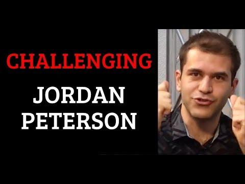 Challenging Jordan Peterson