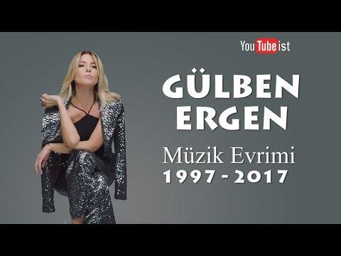 Gülben Ergen Müzik Evrimi | 1997 - 2017 Videografi