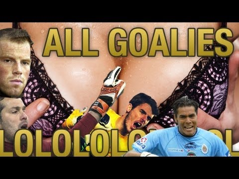 FIFA 13 George All Goalkeepers ! - Ultimate Team - Let's Play