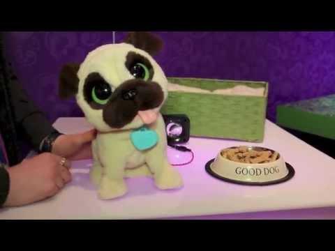 BG Review: NEW FurReal JJ My Jumping Pug Dog