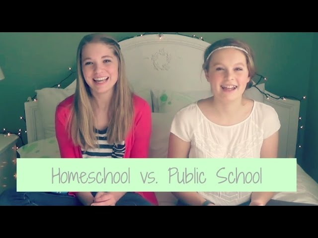 homeschooling vs public school The homeschooling vs public school debate is raging, but after you read our guide to the pros of home schooling, the homeschool vs public school debate will be over.