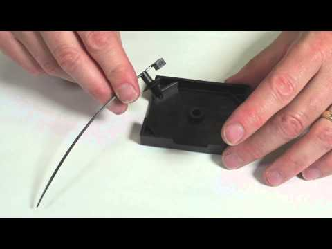 Cable ties explained by ARaymond Industrial
