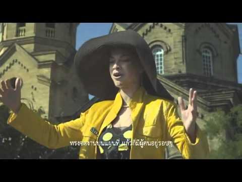 Interview of Kseniya Simonova(Thailand)-Интервью К.Симоновой ТВ Тайланда