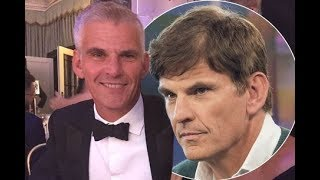 Coronation Street star Tristan Gemmill stuns fans by going grey for the TV Choice Awards