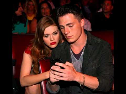 marry me colton haynes and holland roden youtube