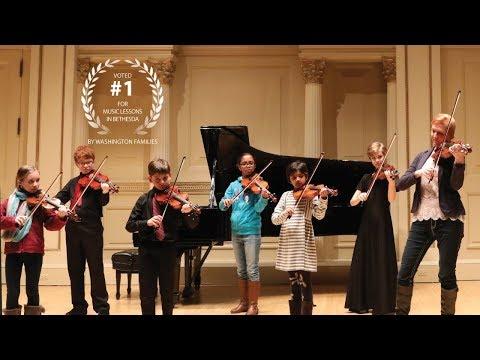 International School of Music in Bethesda