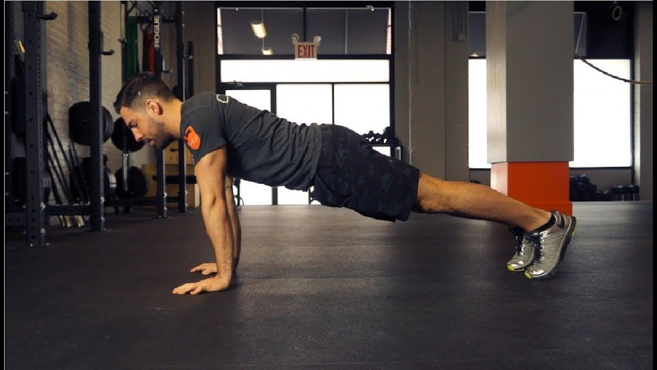 pushup și sit ups pierde în greutate