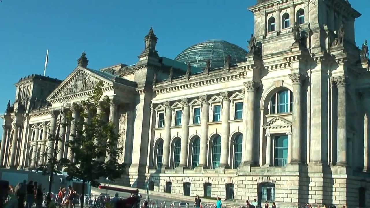 berlin architecture historic