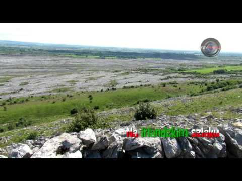 The Burren National Park, Co. Clare - The Burren Way