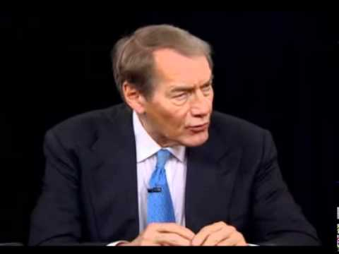 Chris Hedges and Amy Goodman on Charlie Rose discussing Occupy Wall St. (part 1) -- 10/24/11