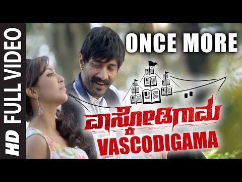 Once More Full Video Song || Vascodigama || Kishore Kumar, Parvathy Nair, Ashwin Vijayakumar
