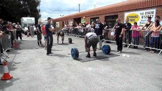 Newark-On-Trent 180kg Deadlift Charity Event, Headstart4Babies