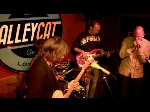 Lee Sankey and Sam Hare solos at the Alley Cat Blues Jam (04/05/2011)