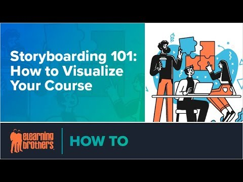 Webinar: Storyboarding 101: How To Visualize Your Course