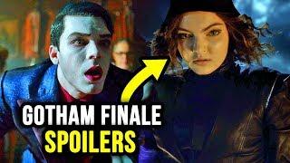 HUGE Catwoman & Gotham Season 5 FINALE Spoilers!