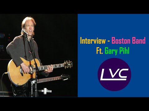 Interview - Boston Band with Bart Torres ft. Gary Pihl