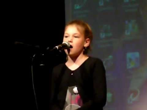"""Eloïse Lust -  """"this is me"""" (cover Demi Lovato)"""