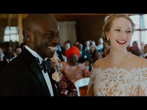 Juste & Diran's Wedding - Trailer