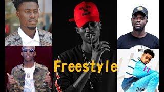 Freestyle - One Lyrical - Hakill - Samba Peuzzi - Iss814 et Paco Briz