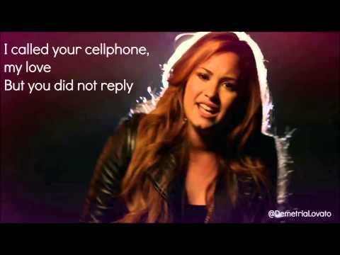 Give Your Heart A Break Demi Lovato lyrics