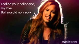 Download Give Your Heart A Break Demi Lovato lyrics MP3 song and Music Video