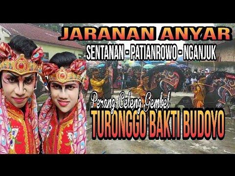 PERANG CELENG TANDING KEPANG SIGRAK   TURONGGO BAKTI BUDOYO Live Sentanan Patianrowo Nganjuk