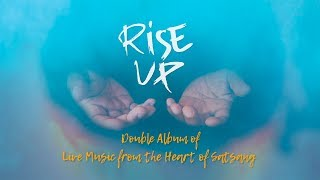 Rise Up Live Music CD ~ Mooji Mala Music