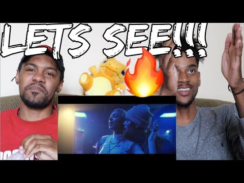 DaniLeigh – Easy (Remix) ft. Chris Brown REACTION | KEVINKEV 🚶🏽