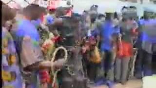 Ogun festival at Ile- Oluji,Ondo State, Nigeria