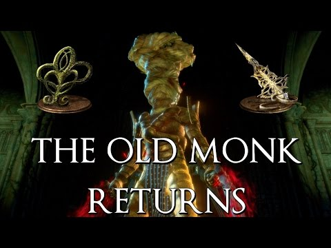 Dark Souls 3 PvP - The Old Monk Returns (Spears of the Church Invasions) | The Ringed City DLC