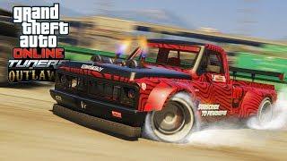 Hoonitruck in GTA 5! Gymkhana Drift Yosemite Car Mod
