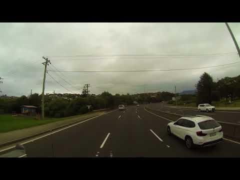 Video 510 - Shell Harbour TO Berry
