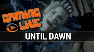 Until Dawn : Gaming Live - Gameplay PC