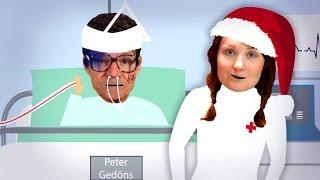 """Die SWR3 Weihnachtsgeschichte #5 """"Peter Gedöns und das Weihnachtswunder"""""""