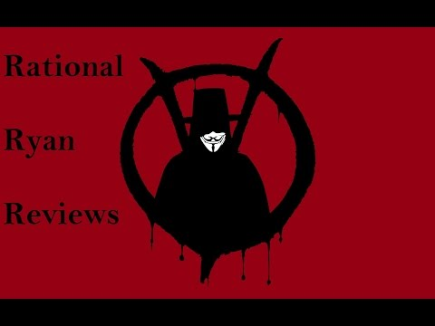 V For Vendetta Review and Analysis
