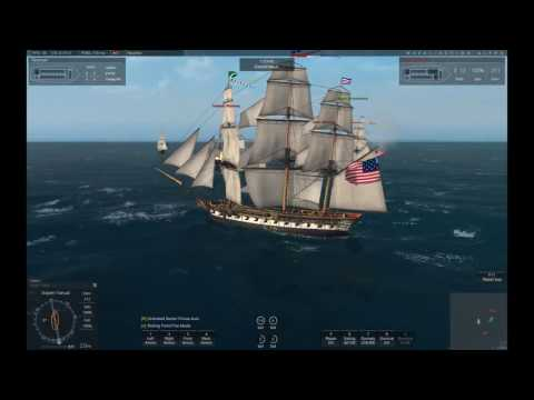 Naval Action Admiralty Mission: 1 vs 6 and server maintenance is coming...