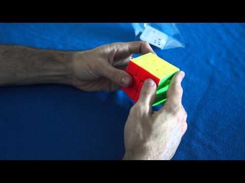 Cubo Mágico YongJun Yulong (unboxing)